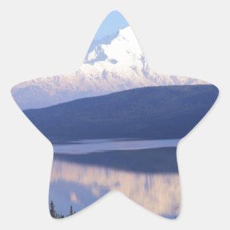 アラスカのMountain.jpg 星シール