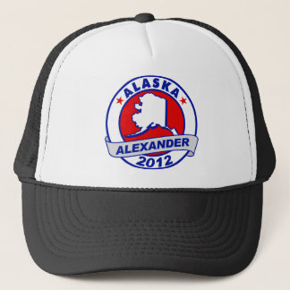 アラスカアレキサンダー キャップ