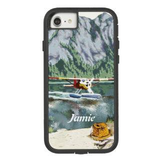 アラスカブッシュの飛行機および魚釣り旅行 Case-Mate TOUGH EXTREME iPhone 8/7ケース