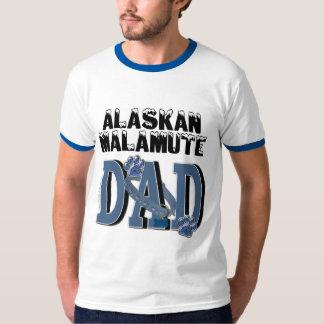 アラスカンマラミュートのパパ Tシャツ