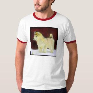 アラスカンマラミュートのTシャツ Tシャツ
