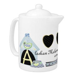アラスカンマラミュートは私のお茶です