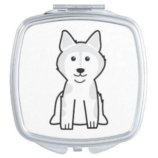 アラスカンマラミュート犬の漫画