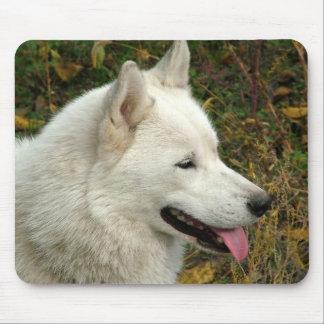 アラスカンマラミュート犬 マウスパッド