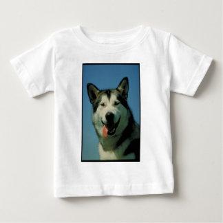 アラスカンマラミュート ベビーTシャツ
