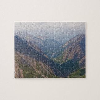 アラスカ山脈山、アラスカ、米国 ジグソーパズル