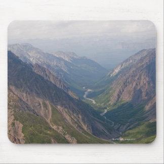 アラスカ山脈山、アラスカ、米国 マウスパッド