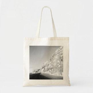 アラスカ山 トートバッグ