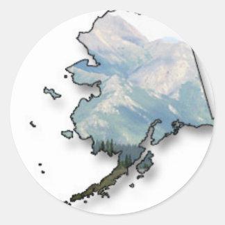 アラスカ州 ラウンドシール