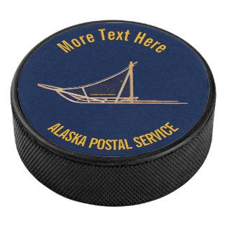 アラスカ犬のそりの郵便キャリア アイスホッケーパック