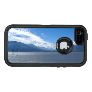 アラスカ高揚の山 オッターボックスディフェンダーiPhoneケース