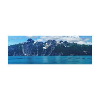 アラスカ キャンバスプリント