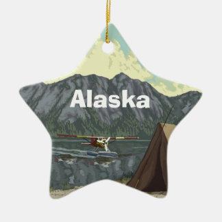 アラスカ セラミックオーナメント
