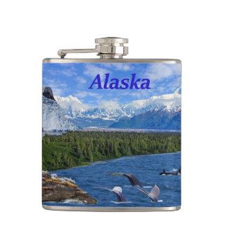 アラスカ フラスク