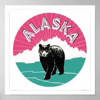 アラスカ ポスター