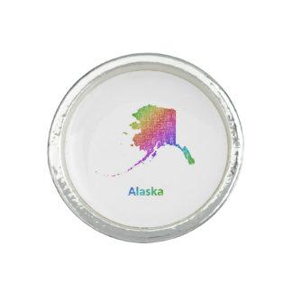 アラスカ リング