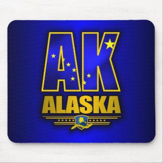 アラスカ (AK) マウスパッド
