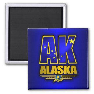 アラスカ (AK) マグネット