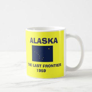 アラスカAK*のコーヒー・マグアラスカFlagge Geschenkschal コーヒーマグカップ