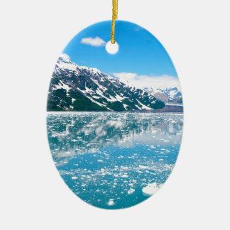 アラスカGlasier セラミックオーナメント