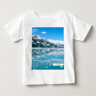 アラスカGlasier ベビーTシャツ
