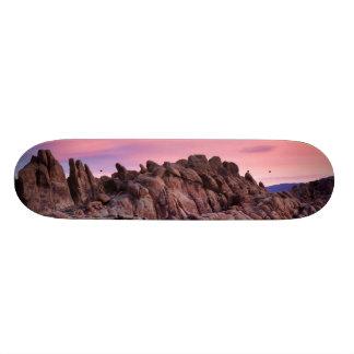 アラバマの丘の日の出 19.7CM スケートボードデッキ