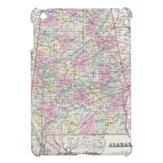 アラバマの地図 iPad MINI カバー
