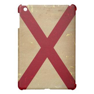 アラバマの州の旗型 iPad MINIカバー