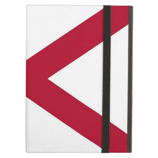 アラバマの州の旗、米国とのPowis Ipadの場合 iPad Airケース