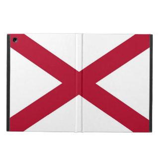 アラバマの旗が付いている愛国心が強く、特別なipadの場合 iPad airケース