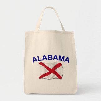 アラバマの旗1 トートバッグ