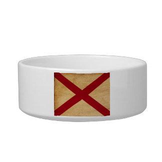 アラバマの旗 ボウル
