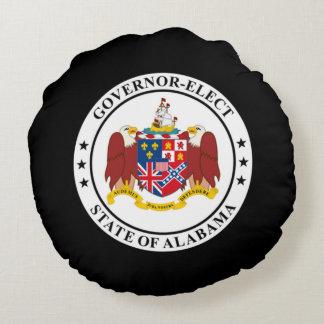アラバマの知事選んで下さい ラウンドクッション