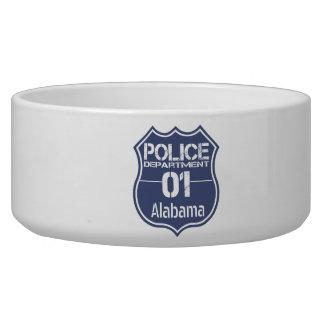 アラバマの警察の盾01