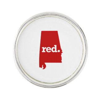 アラバマの赤い州 ラペルピン