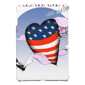 アラバマの騒々しく、誇りを持った、贅沢なfernandes iPad mini case