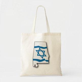 アラバマはイスラエル共和国のトートバックを支えます トートバッグ