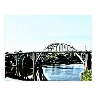 アラバマエドマンドPettus橋 ポストカード