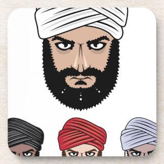 アラビアのイスラム教のベクトル コースター