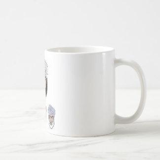 アラビアのイスラム教のベクトル コーヒーマグカップ