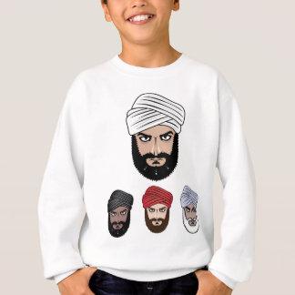 アラビアのイスラム教のベクトル スウェットシャツ