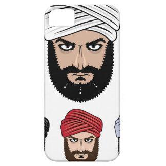 アラビアのイスラム教のベクトル iPhone SE/5/5s ケース