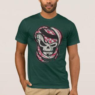 アラビアのスカル Tシャツ
