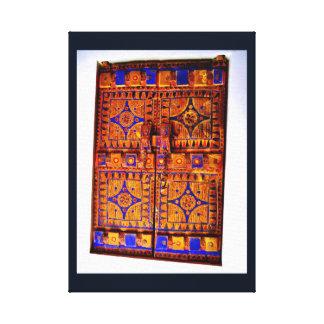 アラビアのドア キャンバスプリント