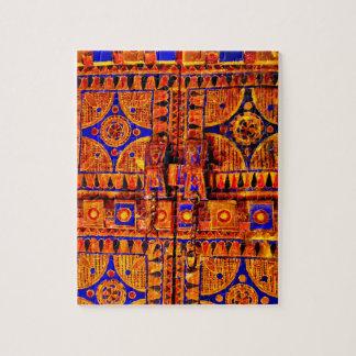 アラビアのドア ジグソーパズル