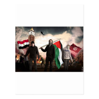 アラビアの改革2011年 ポストカード