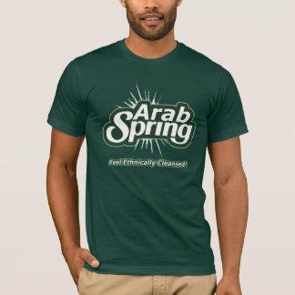 アラビアの春のTシャツ Tシャツ