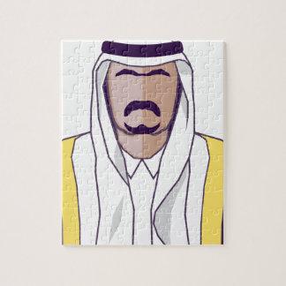 アラビアの王子のベクトル ジグソーパズル