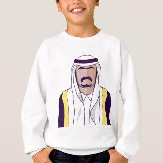 アラビアの王子のベクトル スウェットシャツ