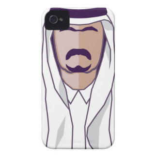アラビアの王子のベクトル Case-Mate iPhone 4 ケース